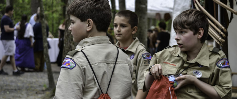 Scout & Youth Group Days
