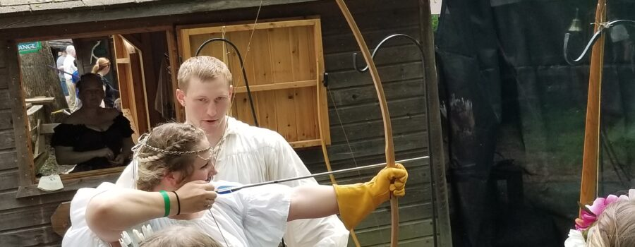 Archery Through the Ages